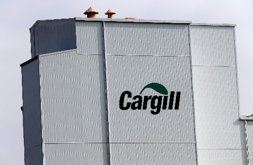 Commodities trader Cargill's quarterly profit rises 3% on beef, eggs demand