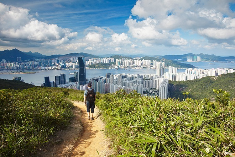 The Dragon's Back and beyond: the best hikes in Hong Kong