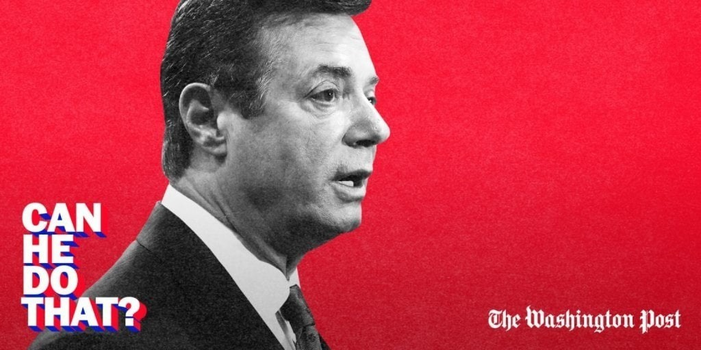 What can Paul Manafort's actions tell us about the Trump campaign's ties to Russia?