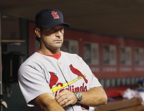 Royals hire ex-MLB manager Matheny as advisor