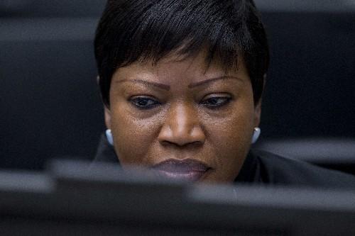 US revokes visa for International Court prosecutor Bensouda