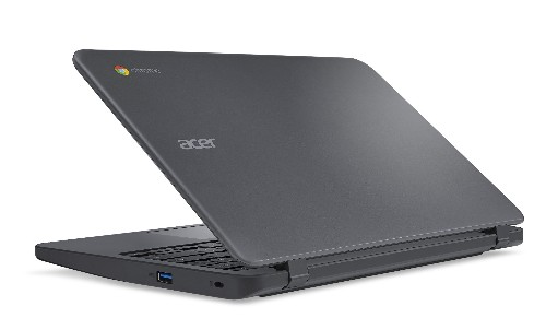 Acer's new rugged Chromebook 11 N7 is designed to withstand drops and drinks