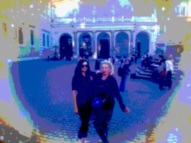 Trastevere ~ With Kirsten Rogerson