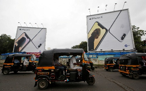 How Apple is losing its grip on India