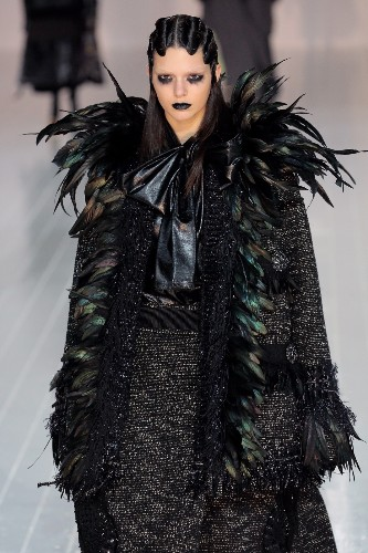 Lady Gaga, Marc Jacobs Crush It at NYFW: Pictures