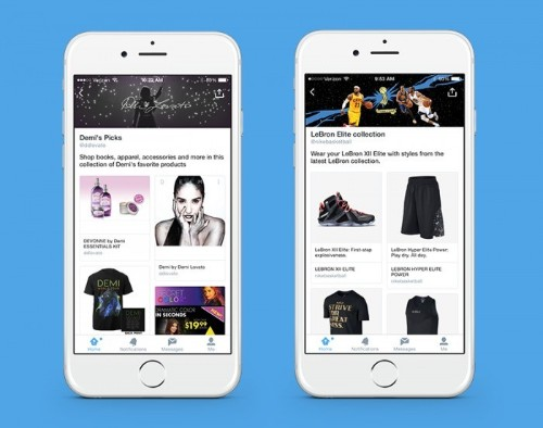 Twitter Gets More Shoppable With Product Pages And Collections