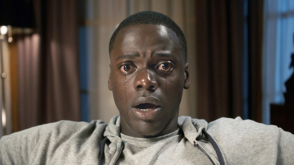 """Get Out"" Lets Black Men Be Scared Instead Of Scary"