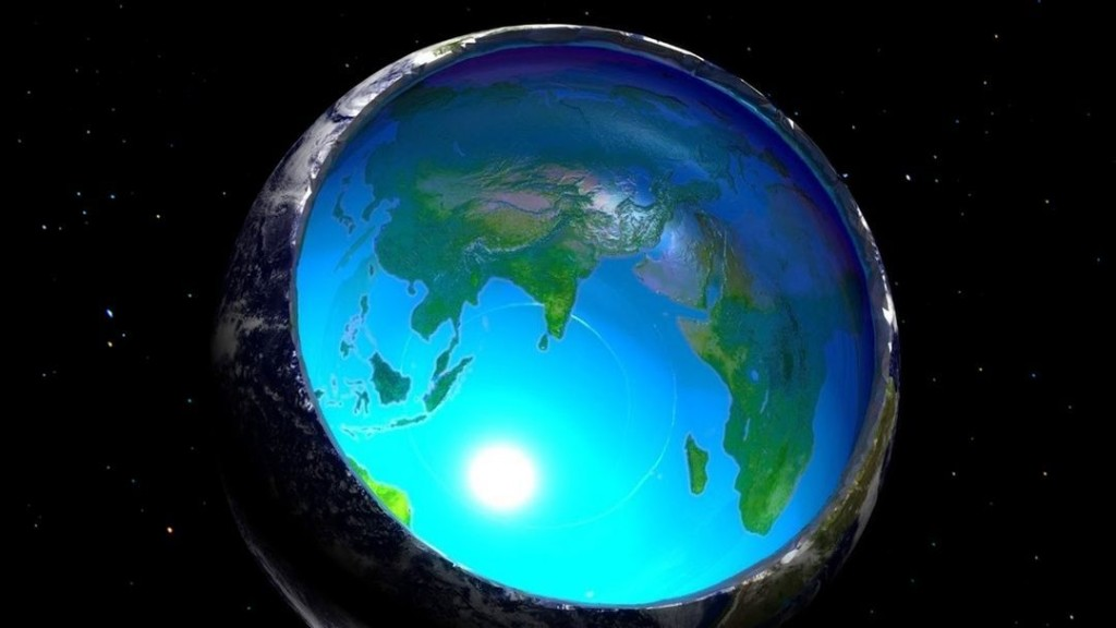 What If the Earth Was Hollow?