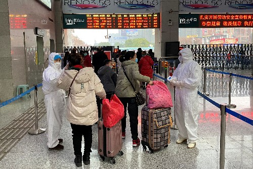Japan tells citizens not to take any trips to China's Hubei province due to coronavirus