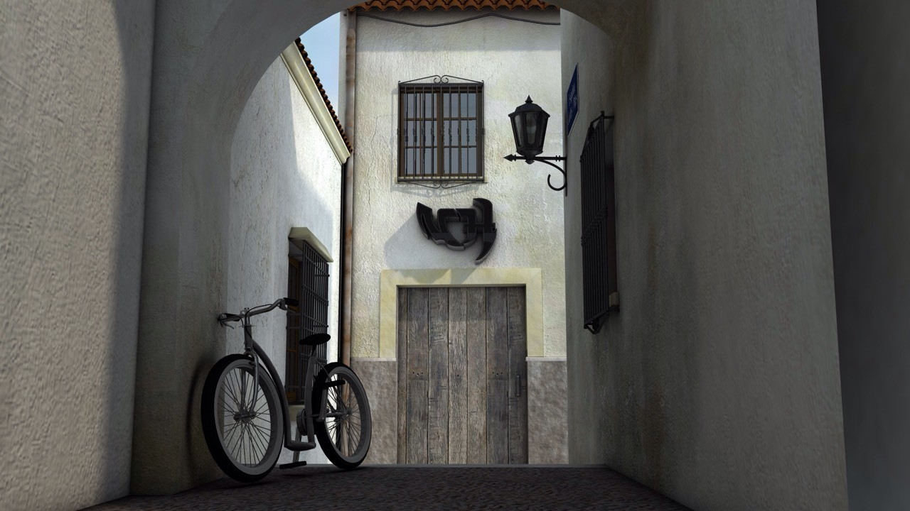 Bycicle Street 4D Studio