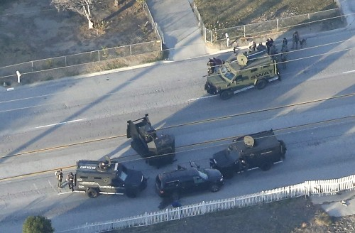 Mass Shooting in San Bernardino: Pictures