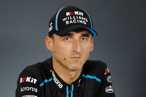 Kubica to announce departure from Williams -Polish media