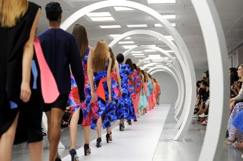 Hot Celebrity Photos: London Fashion Week