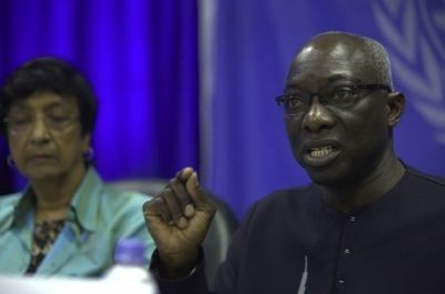 UN Special Adviser for Prevention of Genocide Adama Dieng raises alarm about Burundi