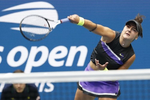 Andreescu advances to Beijing last 16, Barty in quarters