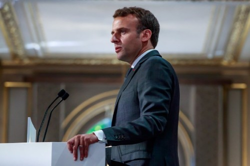 Macron to unveil yellow-vest response at Thursday press conference