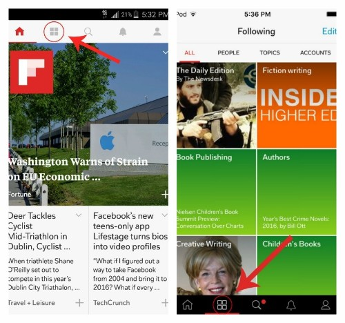 How to Find Your People On Flipboard