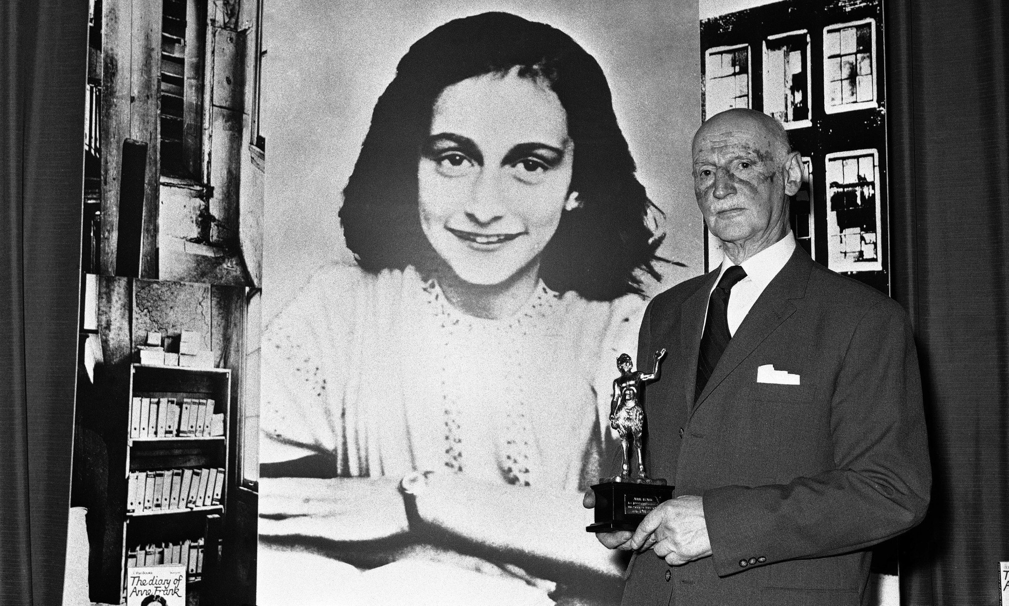 Anne Frank's diary caught in fierce European copyright battle