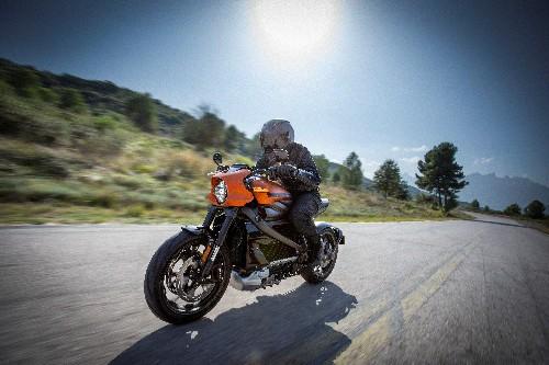 Harley-Davidson beats forecasts as international sales rebound