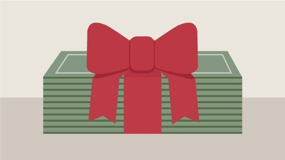 6 creative ways to give money as a gift