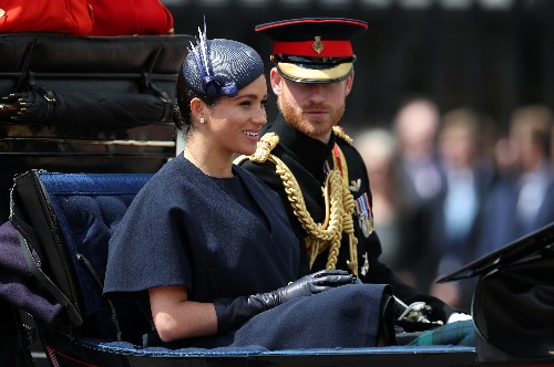 Refurbishing Prince Harry and wife Meghan's home cost 2.4 million pounds