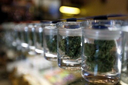 Got bank? Election could create flood of marijuana cash with no place to go