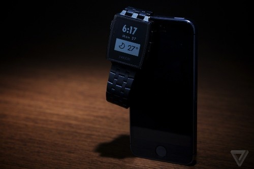 Pebble has now sold over 1 million smartwatches