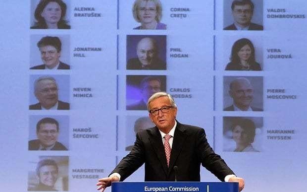 'You don't frighten me': Jean-Claude Juncker taunts David Cameron