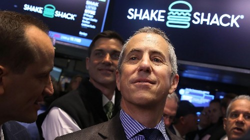 As Shake Shack Reopens Flagship, Danny Meyer Becomes $600 Million Man