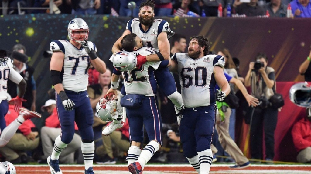 Anatomy of a miracle: How the Patriots came back from the dead