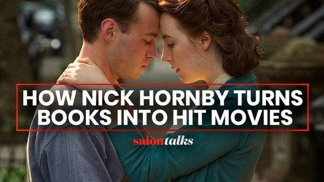 """Adapting """"Wild"""" and """"Brooklyn"""" helped Nick Hornby rediscover himself as a writer"""