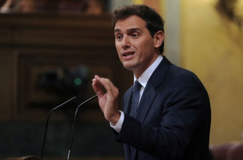 Spain's center-right Ciudadanos offers way out of political deadlock