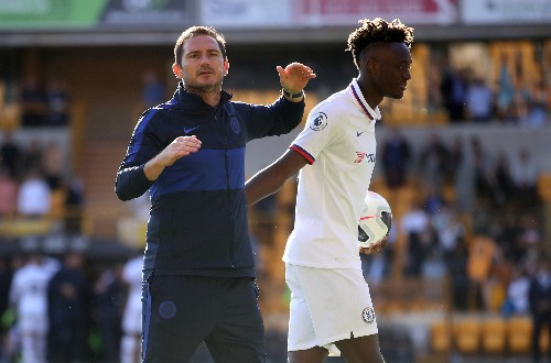 Chelsea's Abraham hits hat-trick in 5-2 win over Wolves