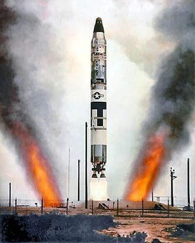 Titan 2 ICBM