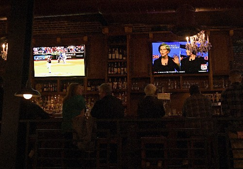 What to watch in Washington: The debate or the Nats?