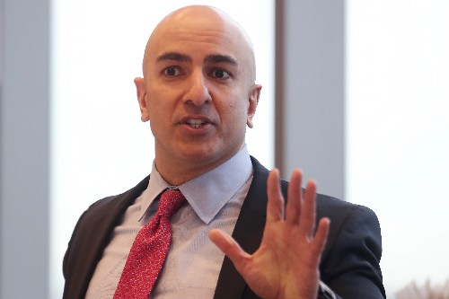 Fed's Kashkari says he takes comfort from yield curve shape