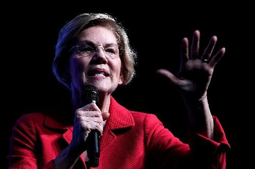Democrat Warren vows to protect renter households as U.S. president