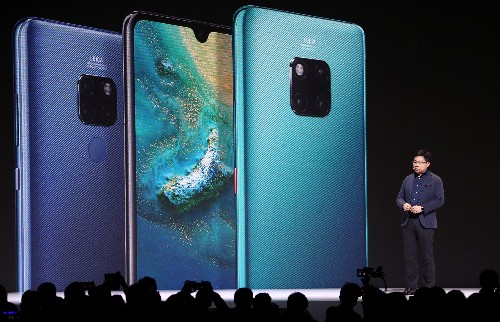 Huawei talks up own apps with Mate 30 challenge to Apple, Samsung