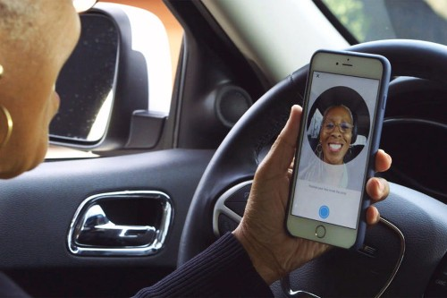 Uber now requires drivers to take selfies for added security