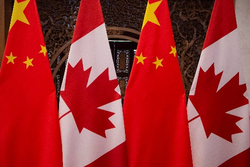 China hopes Canada understands consequences of siding with U.S.