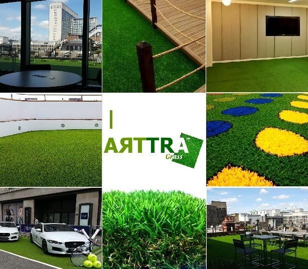 ARTTRA GRASS cover image