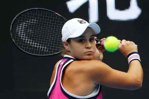 Barty sets up Beijing final showdown with Osaka