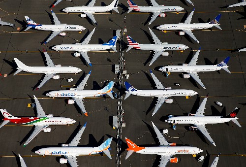 United says may not receive full delivery of 737 MAX by next year