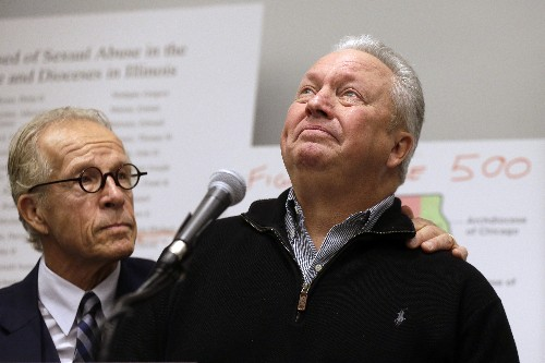 Attorneys: Church list of accused Illinois clergy incomplete