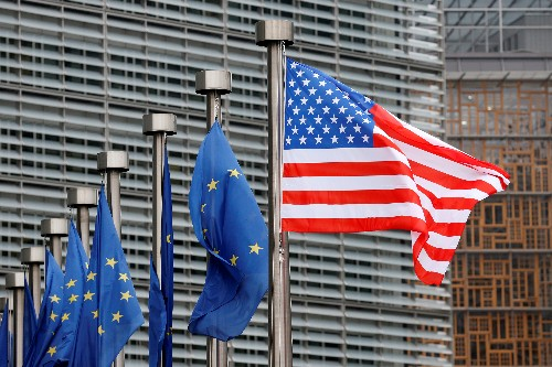 U.S. selfishness on trade not sustainable, world needs better WTO: EU