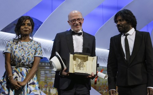 Award Ceremony at the Cannes Film Festival