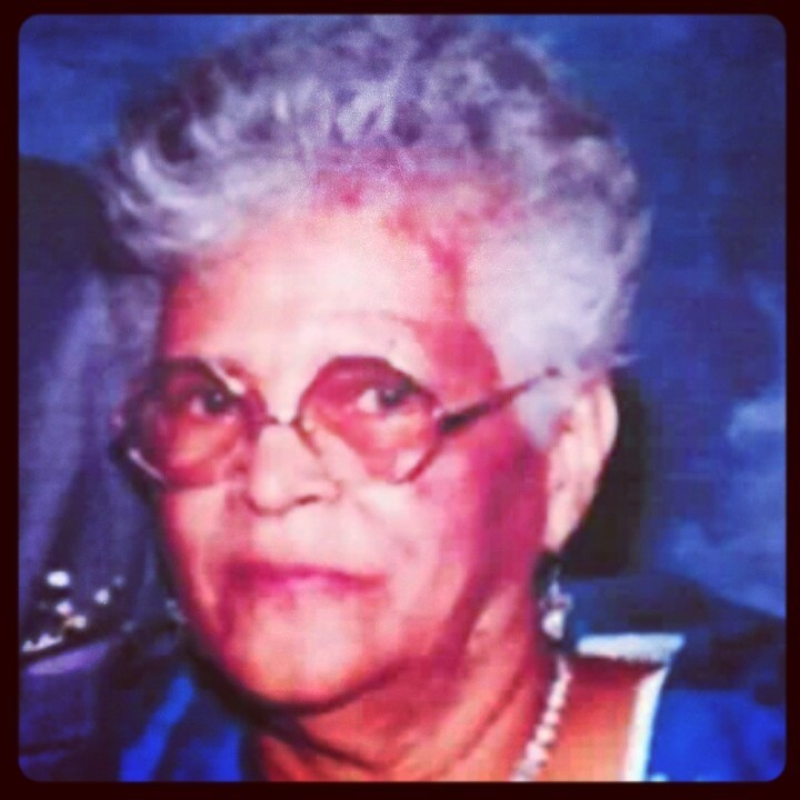 My very own living ancestor! My Great Granny will be 100 years old on the 31st of January!