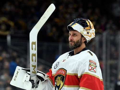 Panthers G Luongo retires after 19 seasons