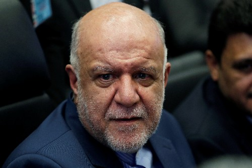 Iran oil minister inspects cyber security at key refinery