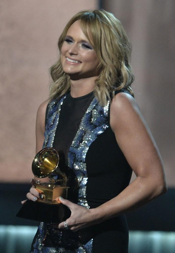 Miranda Lambert Wins Best Country Album Grammy